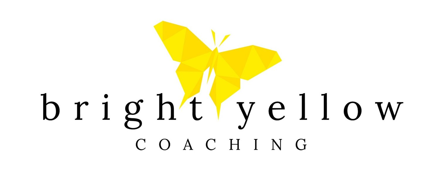 bright yellow coaching