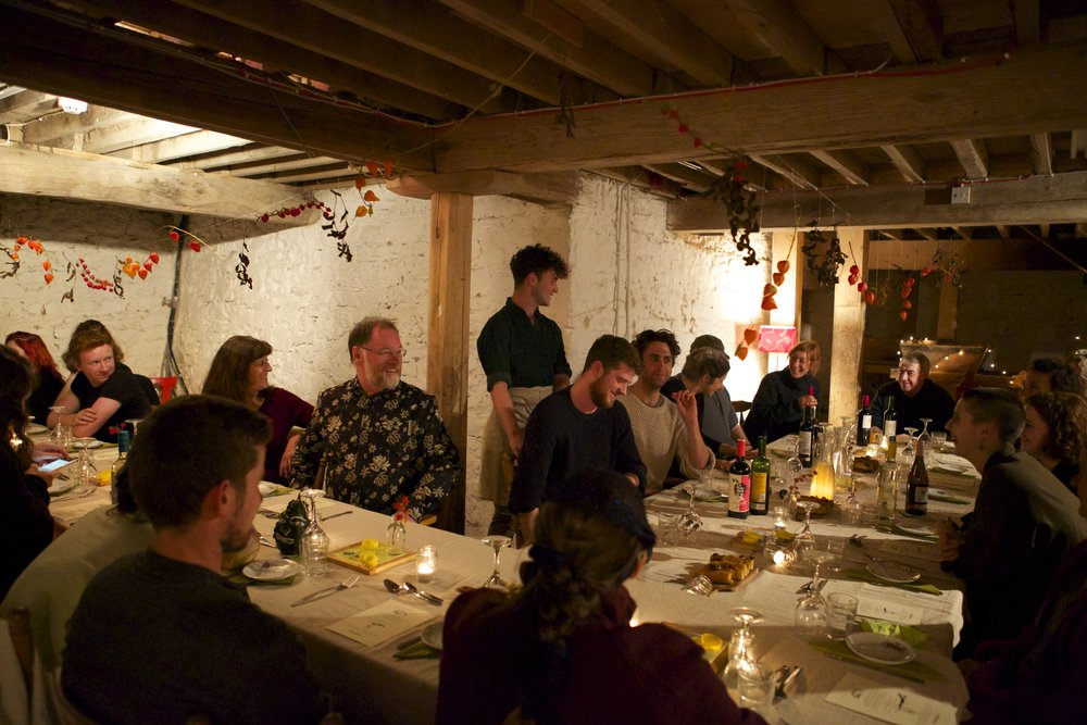 MILL DINNERS @ MULLINS MILL as part of SAVOUR KILKENNY 2016