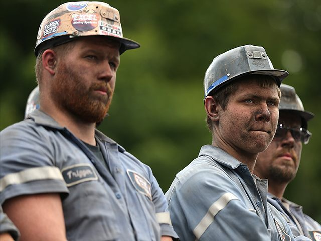The Deplorables: Ohio coal miners learn of Hillary's plans for them