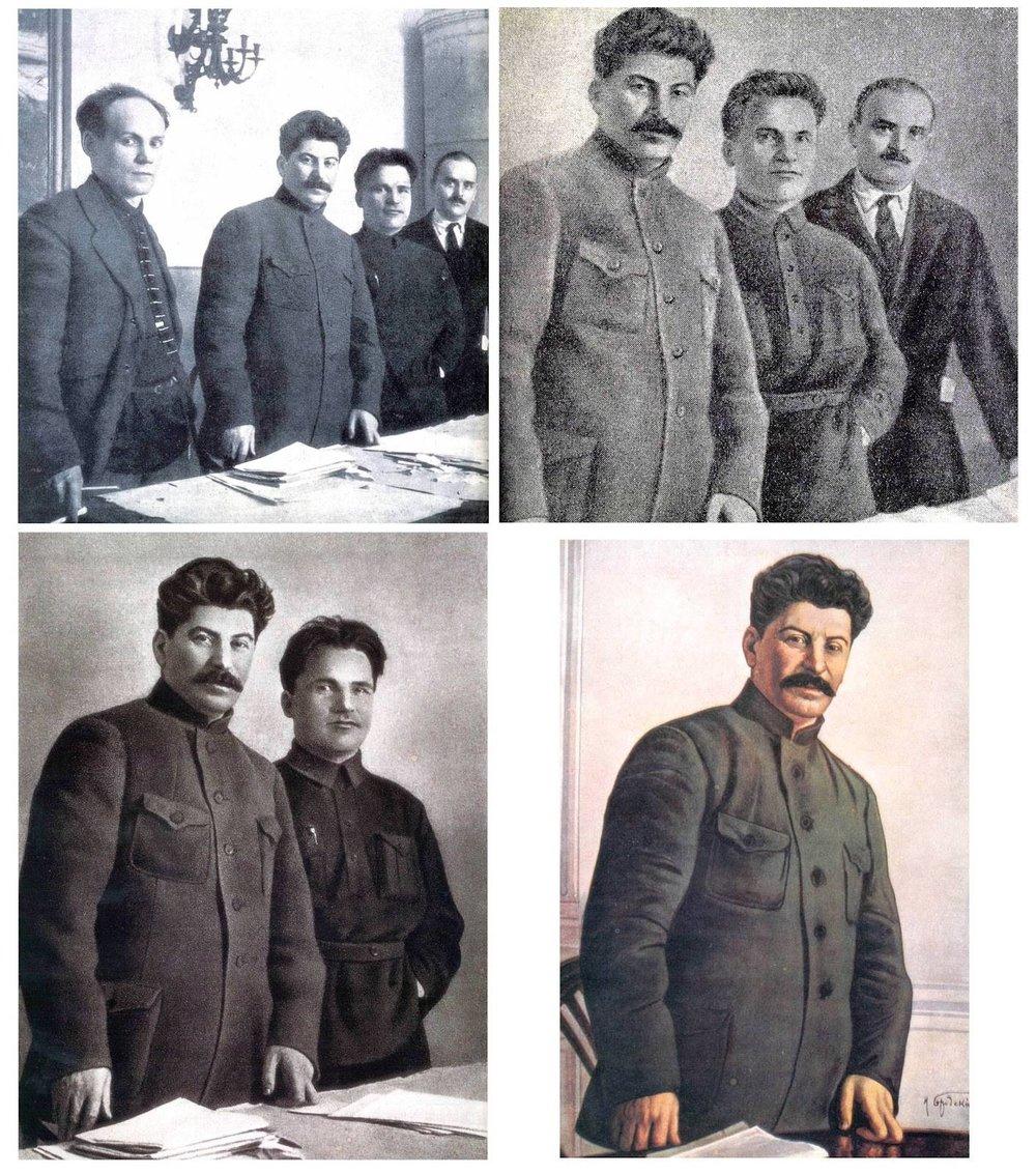 VANISHING HEROES OF THE REVOLUTION