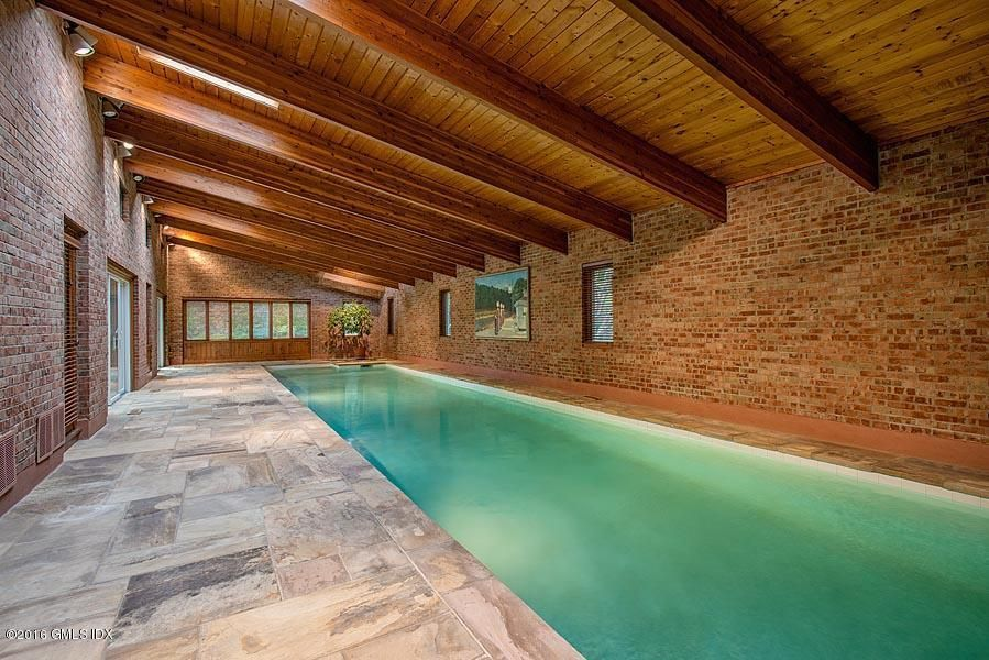 You went full indoor pool. Never go full indoor pool.