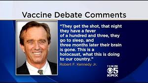 This man will investigate the safety of vaccines for The Donald - fear for your children