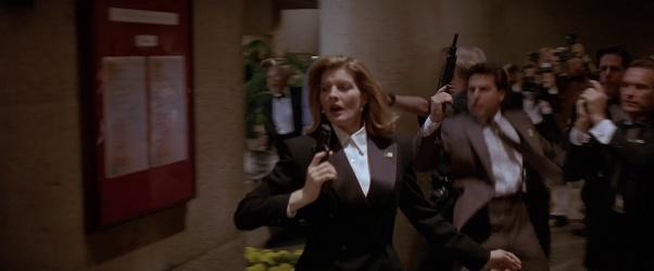 I'd rather have Rene Russo protecting me anyway