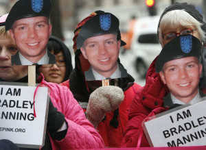 """Code Pink"" may be Bradley Manning, but America is not Code Pink"