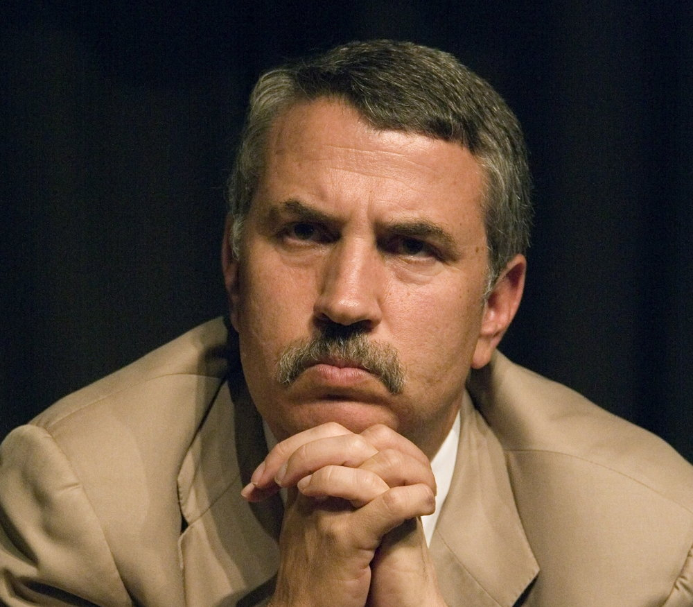 Portrait of a whore: thomas friedman ponders the wisdom of the trump syrian/russian position