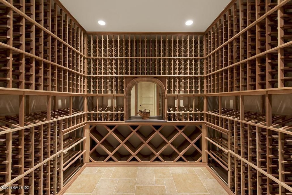 Just as no one uses wine cellars, ever