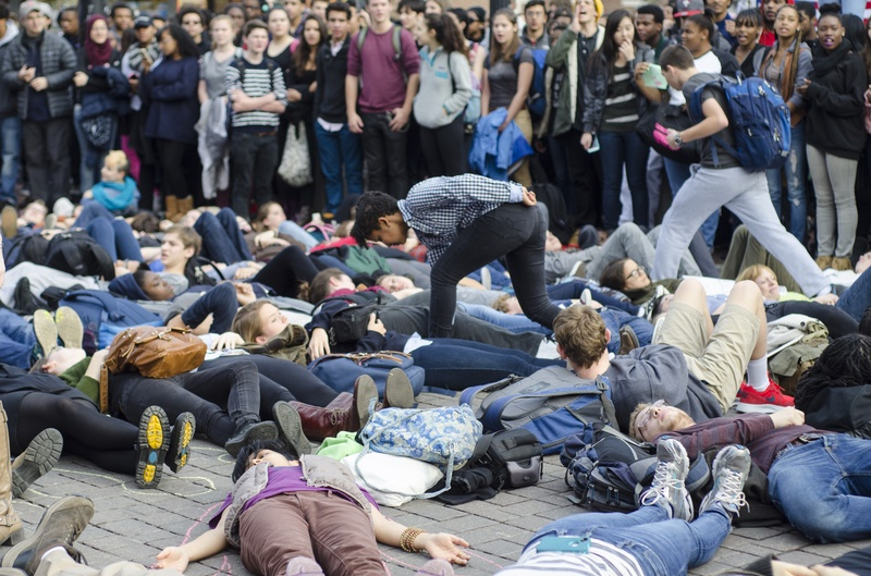 Harvard BLM protest: pick your future leaders here, or cry for your country