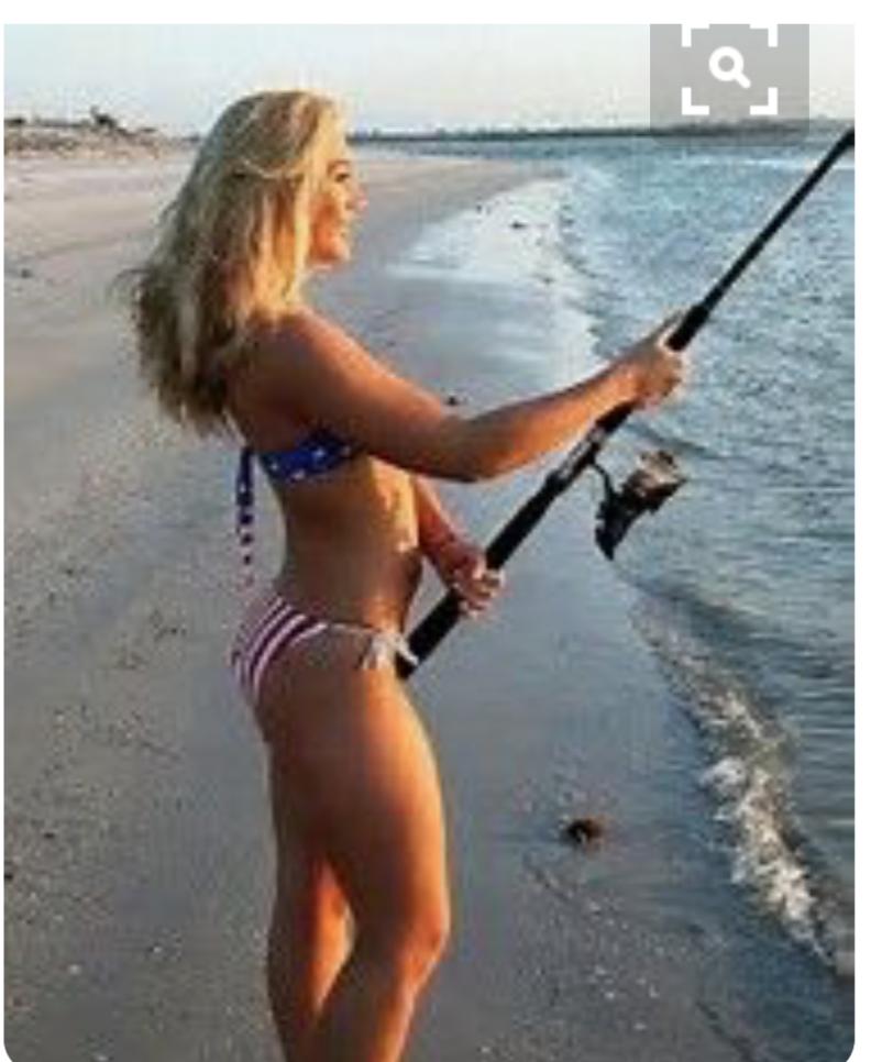 Mackerel fisherwoman