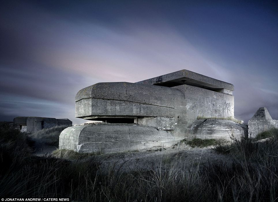 Or Normandy fire control bunker?