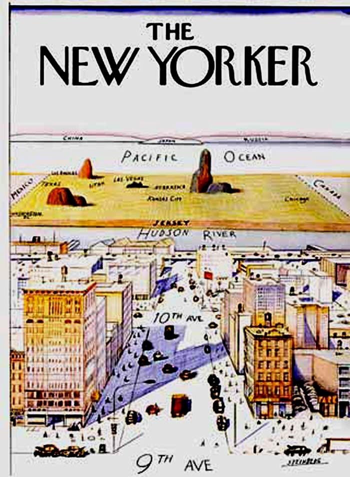 New Yorker readers are too stupid to recognize when they're being ridiculed, and consider this poster to be an essential wall accessory for their multi-million-dollar co-ops. So much for higher education