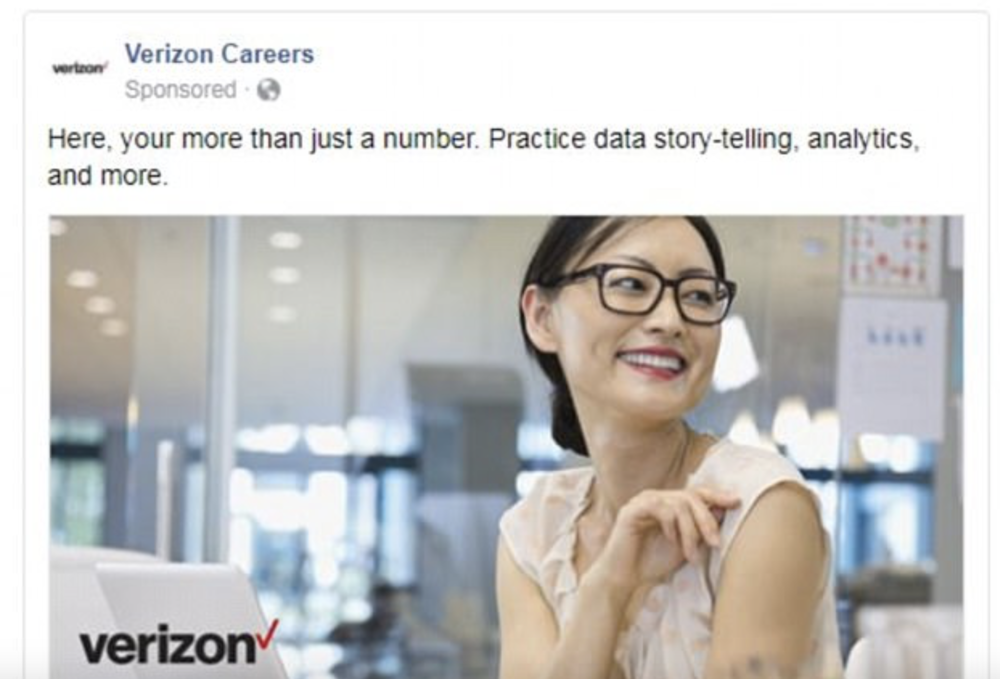 To bad for verizon that under-40 copy editiors don't know grammer or speling