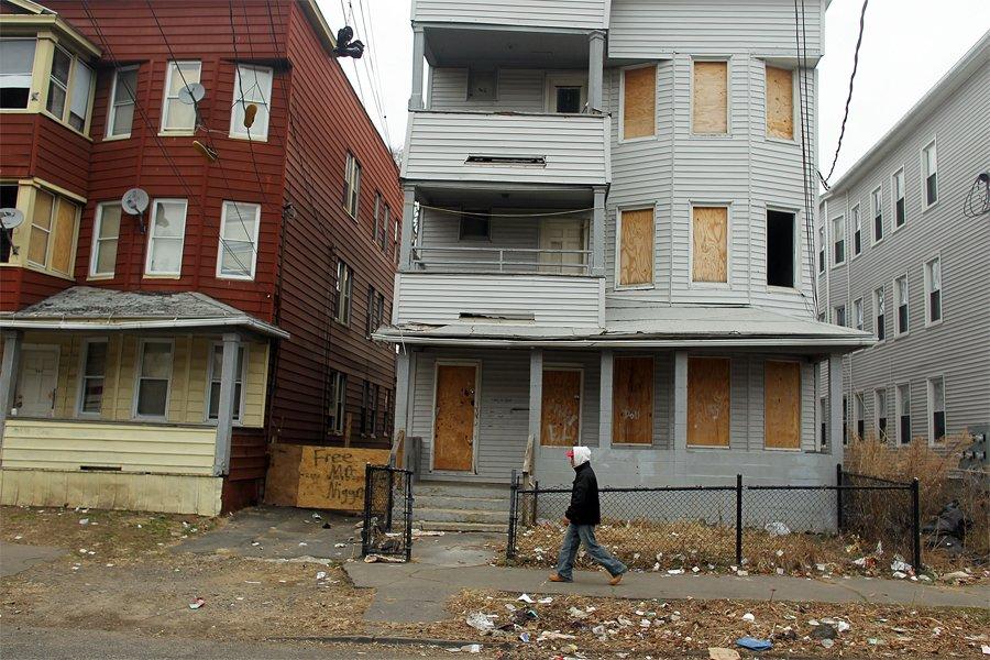 Bridgeport connecticut ghetto