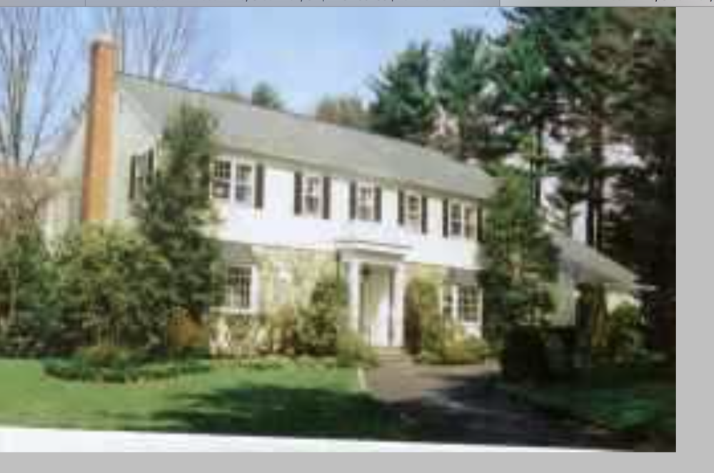 And what it looked like in 2003, when it sold for $3.850 million. Go figure.
