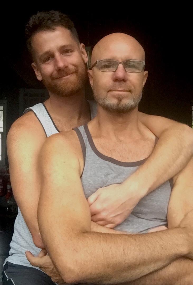 Dean Walsh & Andrew Batt-Rawden