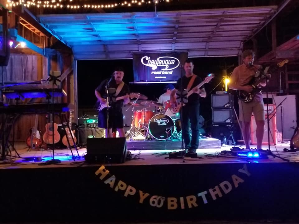 Tim's 60th Birthday Bash (August 2018)
