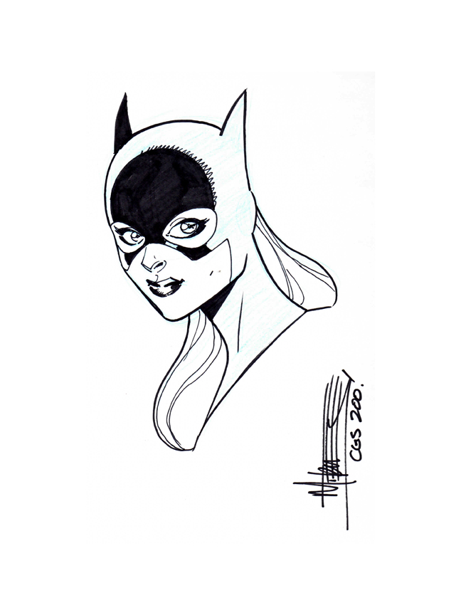 Batgirl by Mike Norton