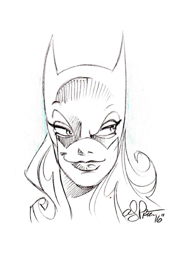 Batgirl by Andy Price