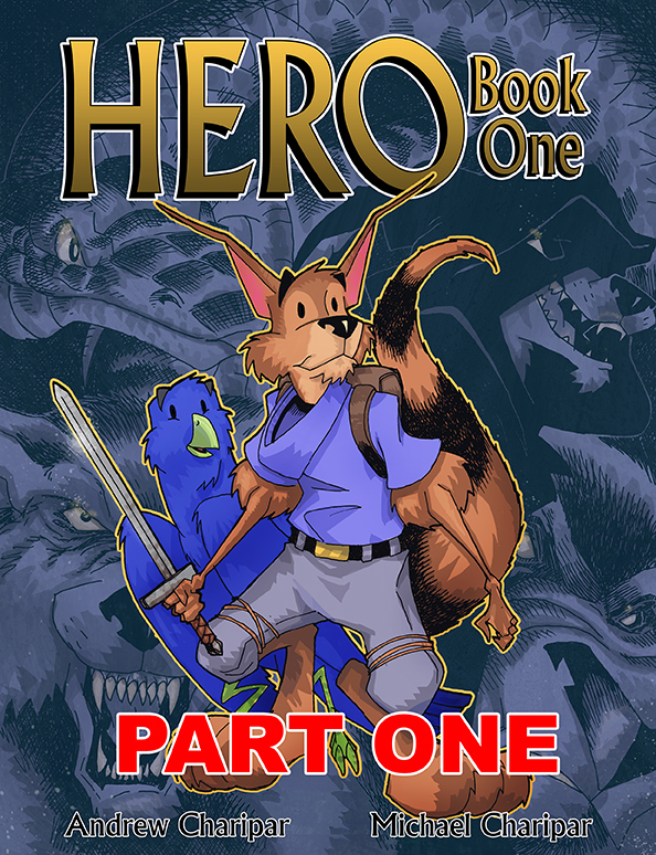 HERO Book One Part 1