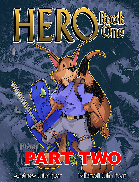 HERO Book One Part 2