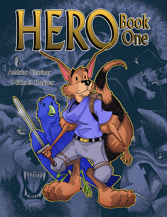 HERO Book One