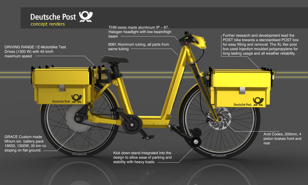 Deutsche Post eBike