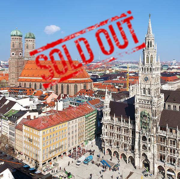 MAY 7-8 - Munich