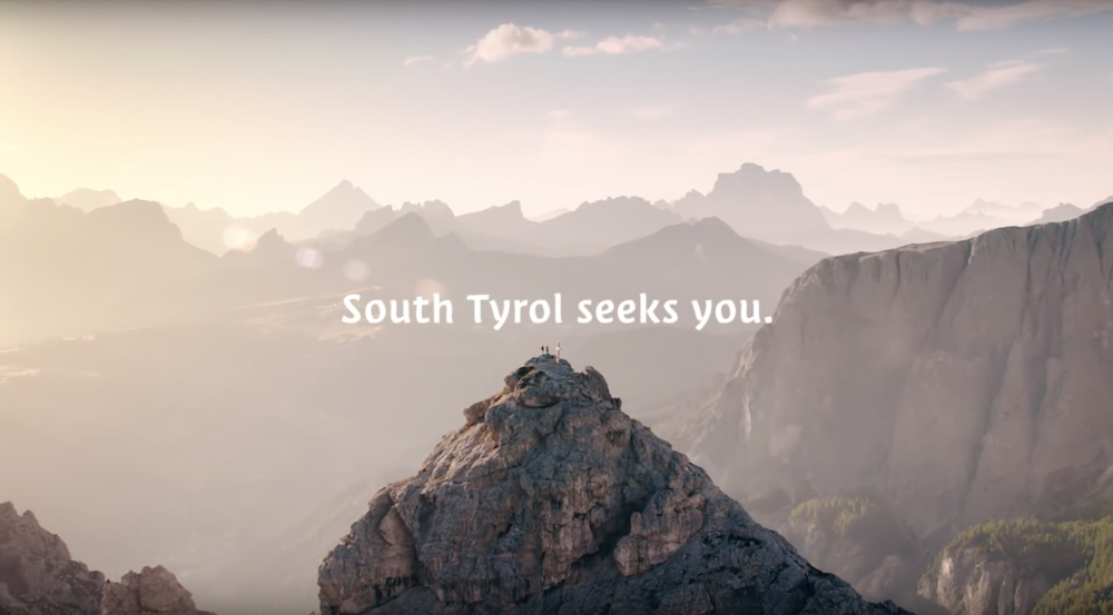 South tyrol - Tourism Social Media Spot