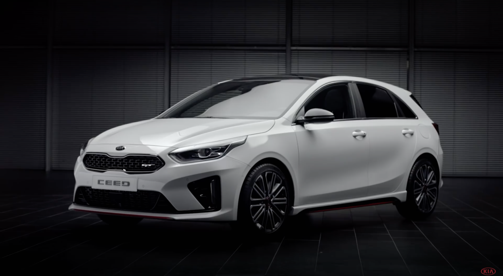Kia Ceed & PRoceed - DESIGN FILM