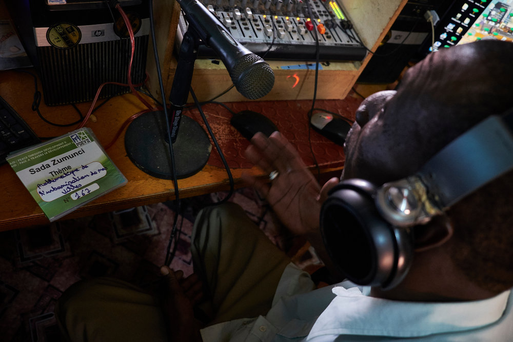 Radio Outreach Across Niger & Burkina Faso