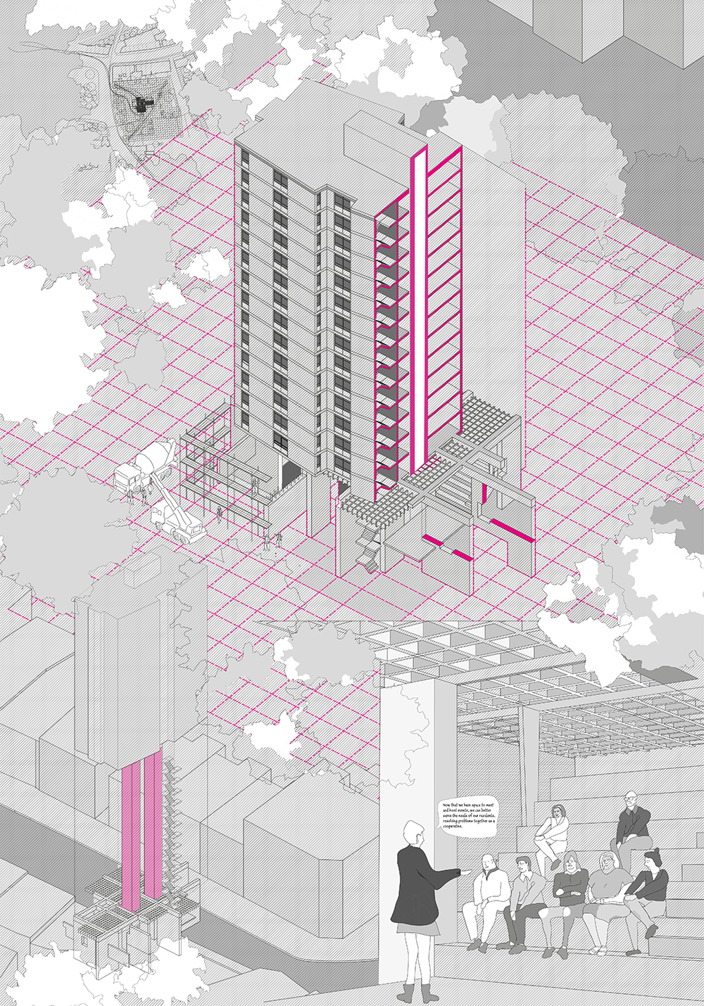 Alfie Stephenson-Boyles - Estate Platform, Year 5
