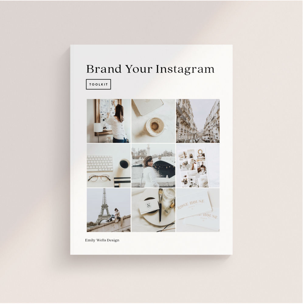 Brand Your Instagram Toolkit | $25