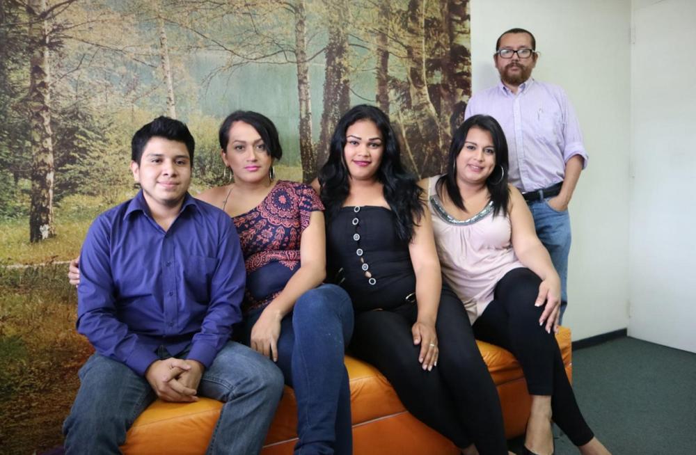 El Salvador's trans community lives in fear