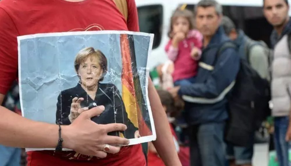 Why are refugees going to Germany – and will they stay?