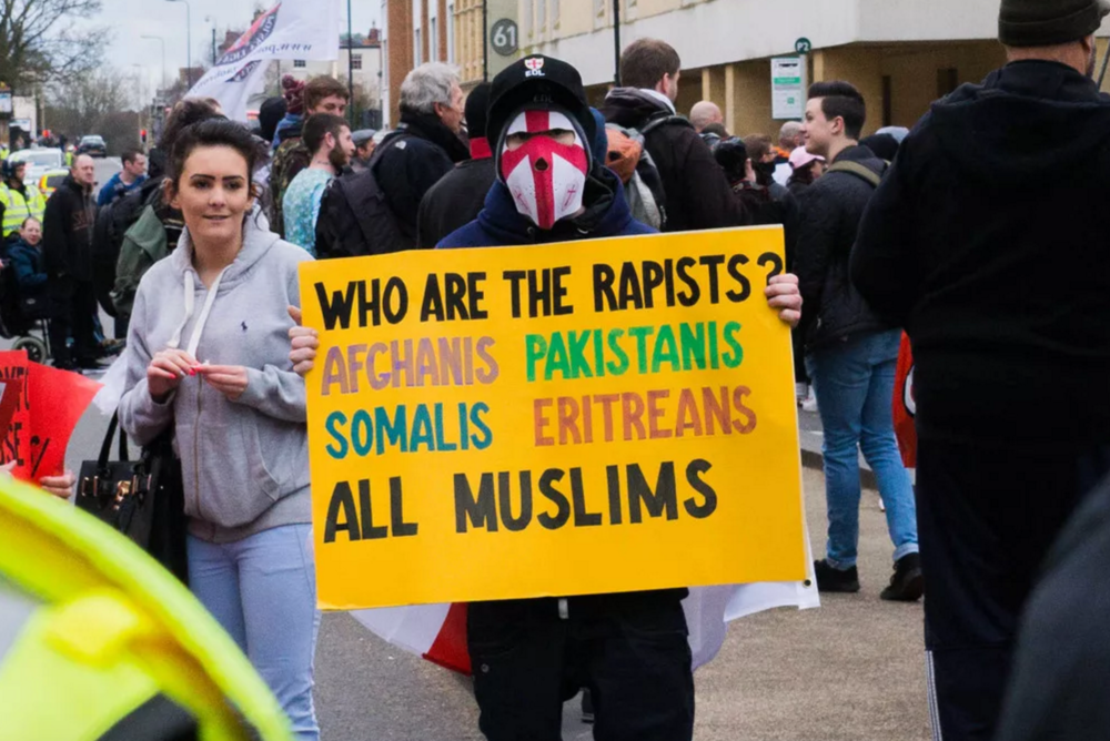 The victims of racist abuse after the Brexit vote