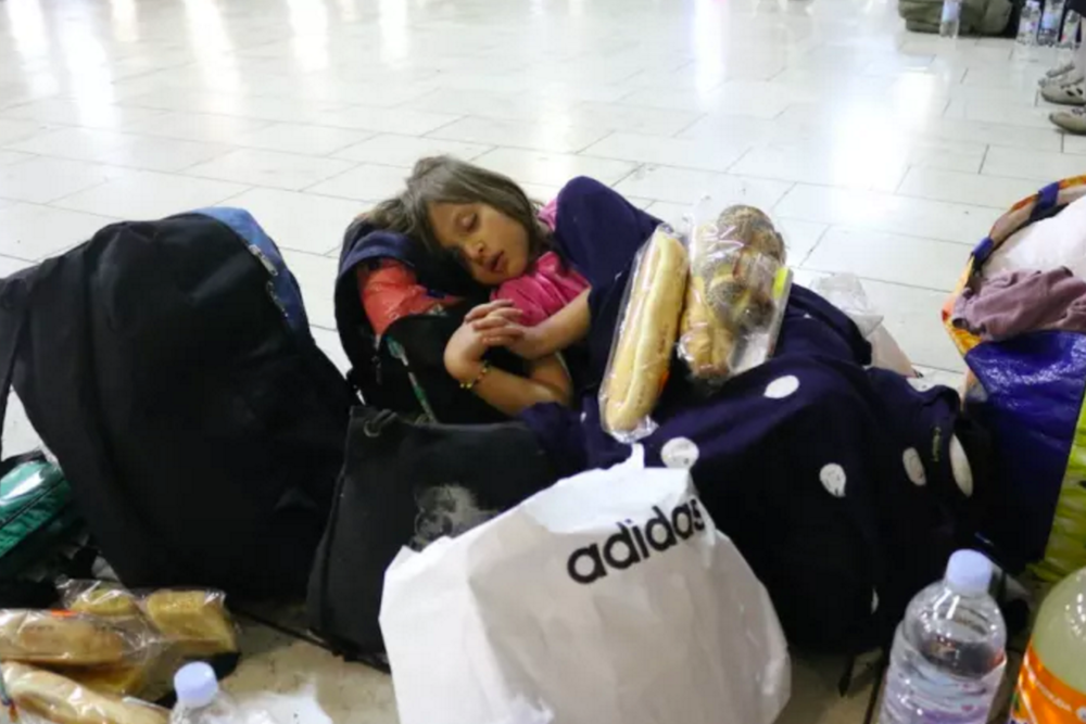 Refugees in Croatia come up increasingly against a Europe that does not want them