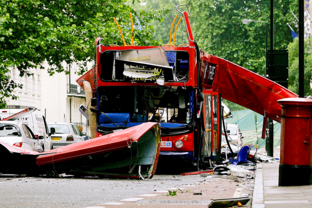 These are our memories of London's terrorist attacks