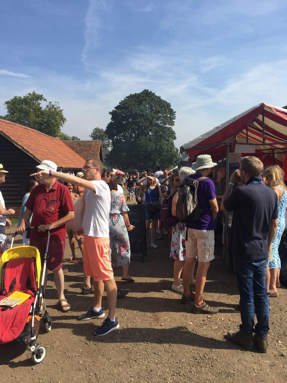 Enfield Food Festival 2018