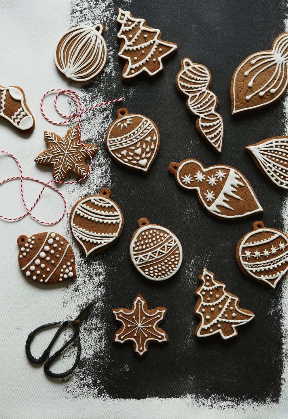 Wild Honey & Rye - Christmas biscuits.jpg