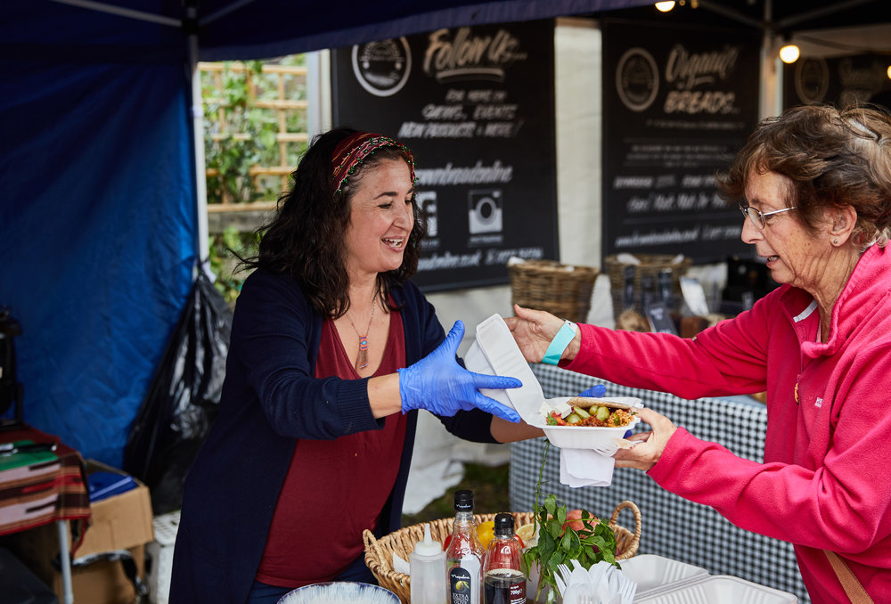 Celebrating Enfield's diverse food culture