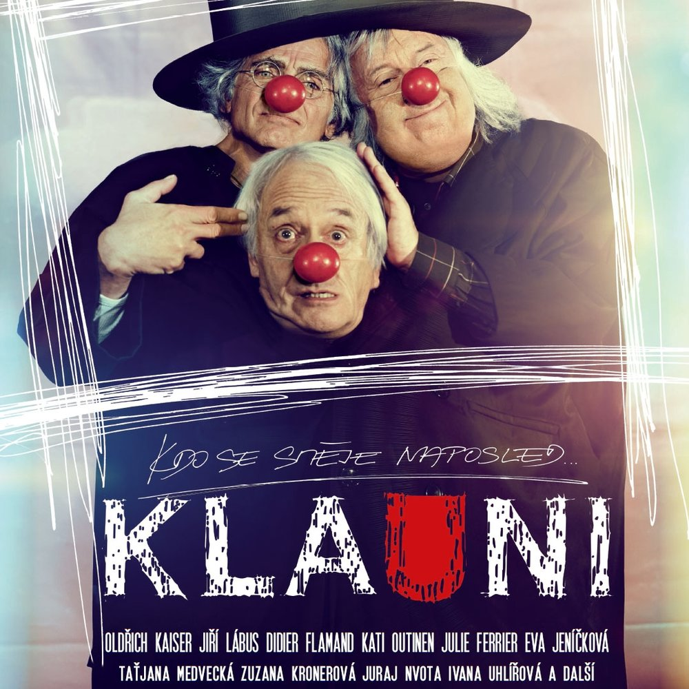 Clownwise / Klauni  (2014) MOVIE/DVD:  film music by Petr Ostrouchov  ©  Fog'n'Desire Films