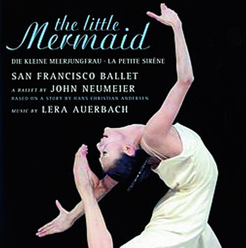 The Little Mermaid  (2011) DVD: Voice of the little mermaid; ©BFMI Production in Co-Production with NDR/Arte, San Francisco Ballet