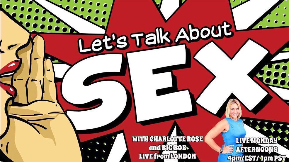 Charlotte Rose Radio Talk Show