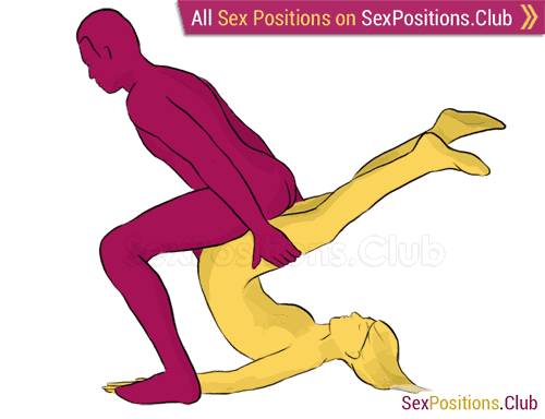 Bizarre sexual positions
