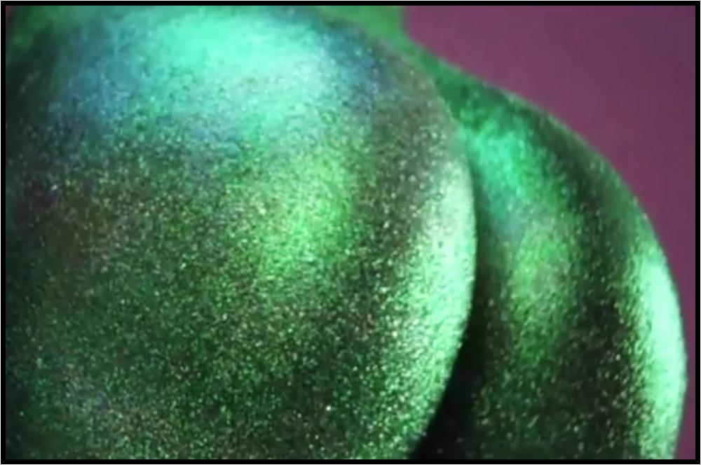 Glitter Butt