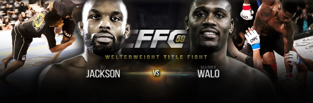 DJ Jackson vs Manny Walo vs CFFC Title