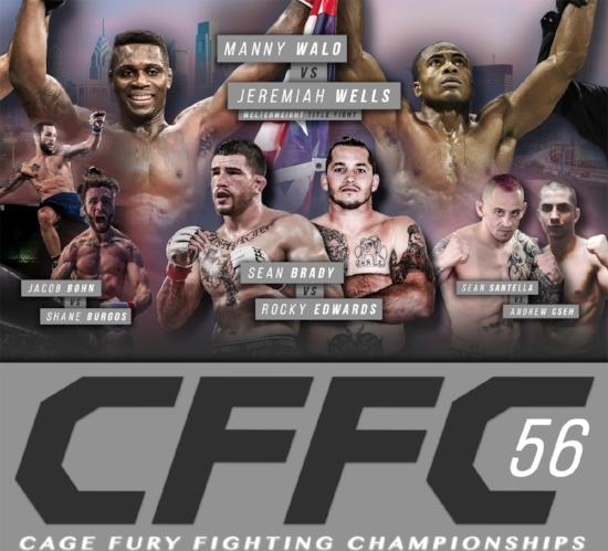 CFFC 56 Full Results — Cage Fu...