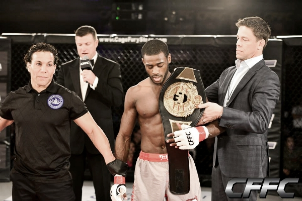 Aljamain Sterling CFFC