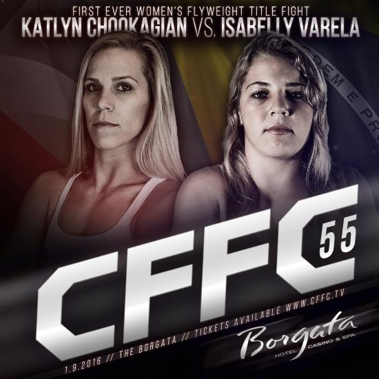 Isabely Varela vs Katlyn Chookagian
