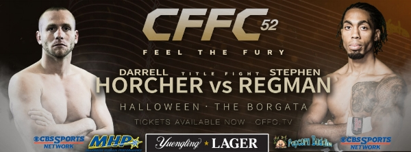 CFFC 52 - Horcher vs Regman