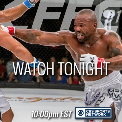 CFFC 61 on CBS Sports Network